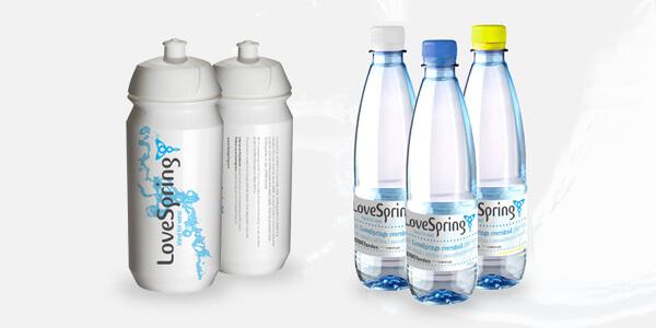 LoveSpring-flaske-og-drikkedunk
